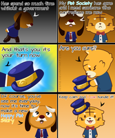 Happy Pet Story by Jegab