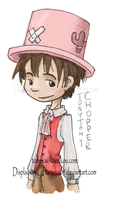 Human Tony Tony Chopper by Tomeka04