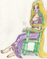 Random Damsels: Rapunzel by J-money117