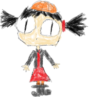 Spinelli in Invaider Style by MicahArt26