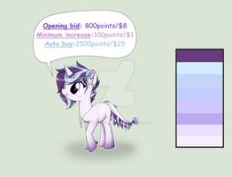 GlowStone Auction: Common [ CLOSED ] by StarDust-Adoptables
