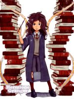 Hermoine Granger by SoWhyCantI