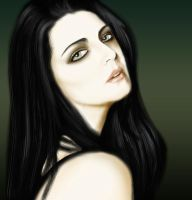 Amy Lee by AngelInWutherland