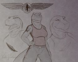 Sketchuary 02-22-2013 by Drake-TigerClaw