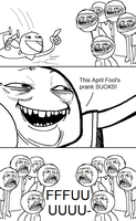 Troll Fight - Apr 2011 Ver 2 by MetalShadowOverlord