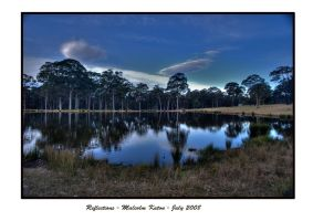 Reflections by FireflyPhotosAust