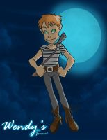 Peter Pan color by Salvador-Raga