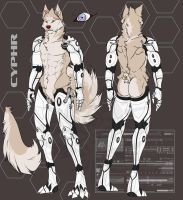Cyphr ref by iFierceFang