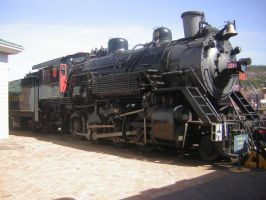 GCR Locomotive 29 by missoliverandblossom