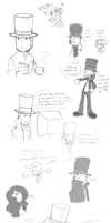 Did anyone say Layton? by Inverted-Mind-Inc