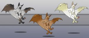 Ehrys Adoptables Batch 1 ONE LEFT by GuardianDragon1