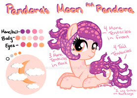 Tentacle Pony 031 Special adopt CLOSED by mea0113