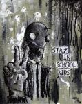 Stay In School Kids by tbaotgm