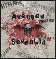 Avenged Sevenfold by kurokatana