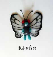 Butterfree by Pidlimaja