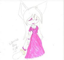 Vanessa the cat-Ball room by Moonthewolf001