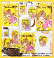 For Sale: You love me! by emmil