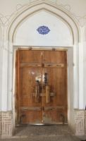 Persian Architecture 19 - Traditional Door by fuguestock