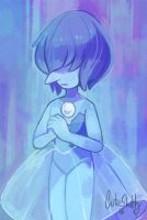 Blue Pearl by CuteSkitty