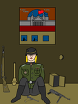 Fall Of The Reich  (Now in colored :P) by COLT731