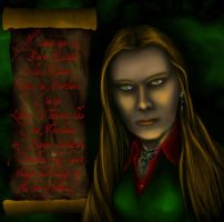 Vampire: the Masquerade ID by Vrolok87