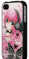 Luka on Iphone4 case by BunnyAndI