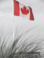 Canadian Flag by TheEndWhereIBegin