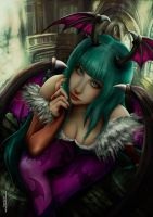 Morrigan by Niel-Mucirt