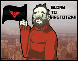 Jorji made it in Arstotzka by Will-The-LazyBones
