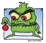 The Grinch by stuartmcghee