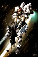 Angel Suit by heckthor