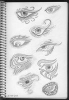 Eyes by muish