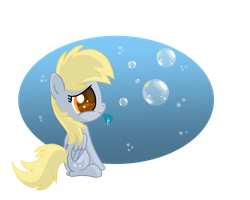 MLP- Bubbles by bristlestream
