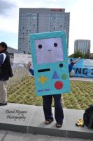 Adventure Time BMO by davidnguyen408