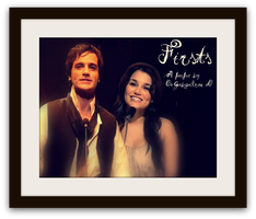 Firsts Poster by GabMouse