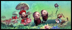 NO WAYYYYY by Tung-Monster
