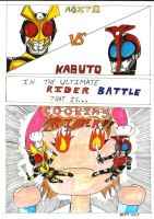 The Ultimate Rider Battle by ZIX89