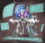 DJ-DRO1D-PON3 by Dreatos