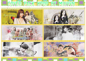 PACK COVER - KPOP by MiHVVN