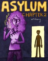 Asylum Chapter 2 Cover by jello-bomb