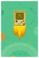 Space GameBoy by jericito1