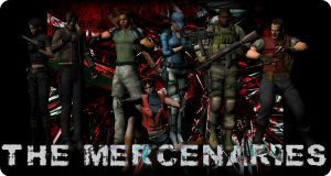 Resident Evil: The Mercenaries by DanCharles