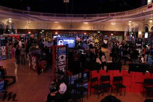 Event Hall One by Peachey-Photos