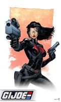 Baroness by spidermanfan2099