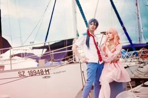 Macross Frontier: Journey by darcywilliam