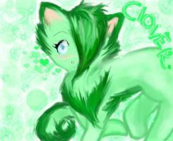 CloverPaw by CloverPawIsHere