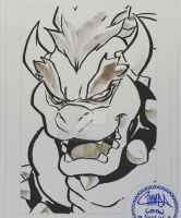 BAM8 - Bowser by theCHAMBA