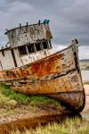 The Point Reyes - The Starboard Bow by Daveinwilton