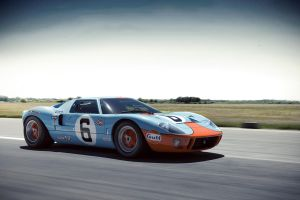 GT40 Top Gear Test Track by Laffonte