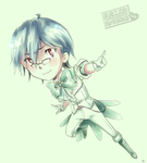 BKCBBL - Atsushi by Coloralecante